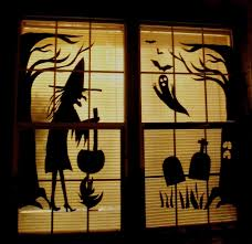 make the best of things so cheap halloween fun decor with poster