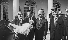 the but true history of presidential turkey pardons
