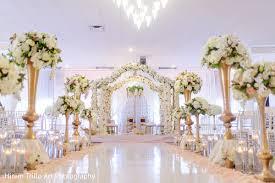 Indian wedding ceremony floral & decor in El Paso TX Indian