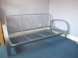 Sofa Bed Metal Frame Metal Futon Frame Queen Metal Futon Frame With The Best Design