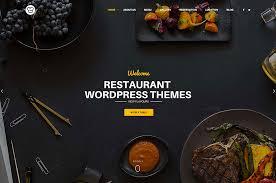 themes wordpress restaurant free best free restaurant wordpress theme collection 2017 theme collections