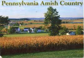 Amish Pennsylvania Map by Pennsylvania Amish Country Remembering Letters And Postcards