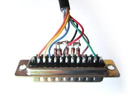 psx controllers on a pc parallel port