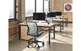 Parsons Computer Desk Parsons Desk Open Office Space Modern Office Furniture Room