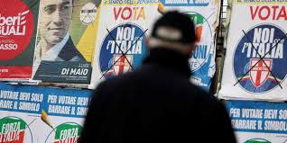 ouverture des bureaux de vote ouverture des bureaux de vote en italie pour des législatives à l