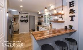 kitchen island wood countertop wood countertops butcher block countertop bar top images