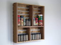 Kitchen Cabinet Spice Rack Organizer Spice Rack Ideas Cabinet