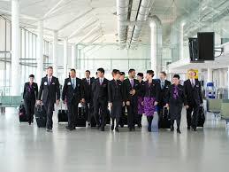 mile high fashion flight attendant uniforms travel channel
