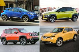 styling size up hyundai kona vs the competition 4motornews com