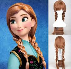 anna from frozen hairstyle diy princess anna costume makeup from disney s frozen