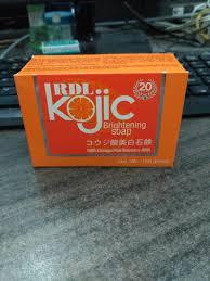 Sabun Rdl sabun rdl kojic brightening soap bpom menghilangkan bekas jerawat