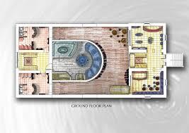 spa project irina makarova coroflot home building plans 8117