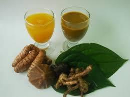 cara membuat jamu kunir asem sirih minumlah jamu kunyit asam sirih setiap hari dan rasakan khasiatnya