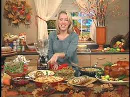 thanksgiving for 30 with food network