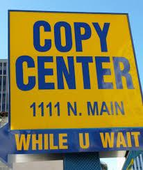color copy center printing services 1111 n main st santa ana