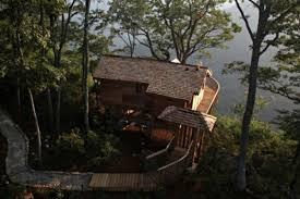 tree house hotels on the east coast
