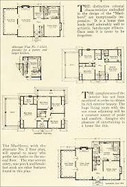 colonial revival house plans tremendous 12 house floor plans with color homeca
