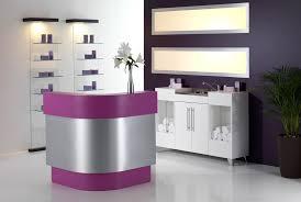 innovative very small reception desk the 25 best salon reception