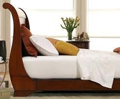 Platform Sleigh Bed Trendy Platform Sleigh Bed Mahogany Sleigh Platform Bed Side View