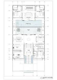 Houses Layouts Floor Plans by Luxury Garden House In Jakarta Idesignarch Interior Design