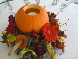 create a fall centerpiece using white pumpkins centerpiece1 loversiq