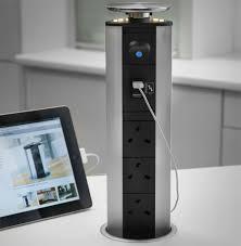 evoline port nightlight 3 uk sockets u0026 2 x usb chargers