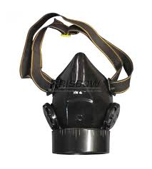 Masker Gas jual masker respirator single krisbow lengkap dengan harga