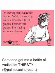 Fruit Salad For Dinner Meme - 25 best memes about fruit salad for dinner fruit salad for