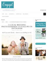 local wedding photographers ri monthly engaged feature 13 local wedding photographers to