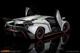 why is the lamborghini veneno so expensive 1 18 lamborghini veneno metaluro autoart lamborghini