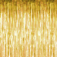 Gold Metallic Curtains Gold Metallic Skirting Shiny Gold Stage Table And Float Skirting