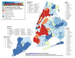 nyc oasis map york from the 1940s to now