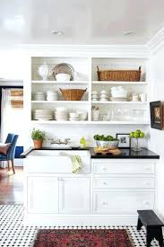open shelving cabinets kitchen cabinets open shelving open shelves kitchen cabinets open