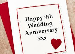 9th wedding anniversary gift 15 9th wedding anniversary gifts wedding anniversary gifts wedding