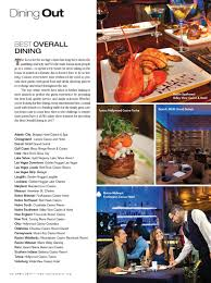 Golden Nugget Buffet Menu by Both L U0027auberge Casino Resort And Golden Nugget Lake Charles Are