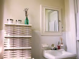 bathroom appealing cool simple diy bathroom wall decor