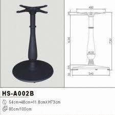 cast iron table bases for sale sale wrought cast iron table base table leg furniture leg hs