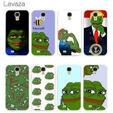 Meme Case - lavaza the frog meme case for samsung galaxy s9 s8 s7 s6 s5 edge