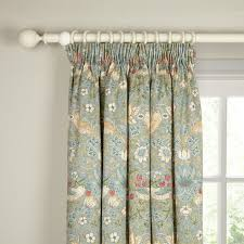 lined bedroom curtains ready made view all ready made curtains panels john lewis buy morris co