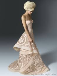 winter wedding dresses 2011 atelier versace fall winter 2011 collection for modern wedding