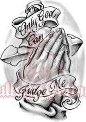 only god can judge me tattoo by enrique tattoo ideas pinterest
