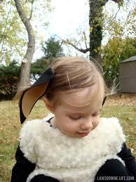 sheep costume diy costume lansdowne