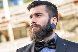 undercut dictionary men with big beards