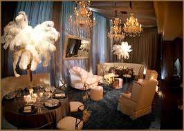 great theme with great gatsby party decorations room furniture ideas
