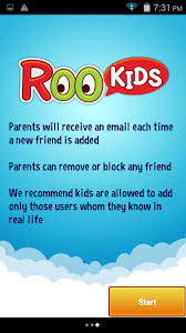 Roo Kids Chat App Android Apps On Google Play - Love chat rooms for kids