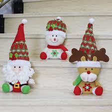 bulk christmas small bulk christmas ornaments santa claus snowman elk doll