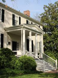 federal style house virginia garden tour travel channel blog roam travel channel