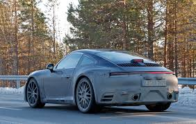 new porsche electric the anti revolution porsche continues to evolve new 911 due in