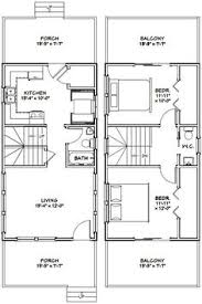 floor plans small homes 30x32 house 30x32h1 961 sq ft excellent floor plans my