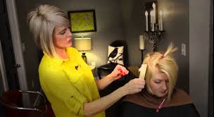chunking highlights dark hair pictures how to do lowlights on a natural blond short hairstyles for